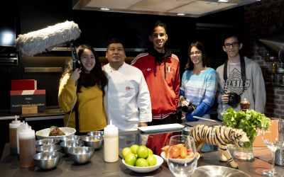 Taller de investigación amazónico peruano en Madrid 2020