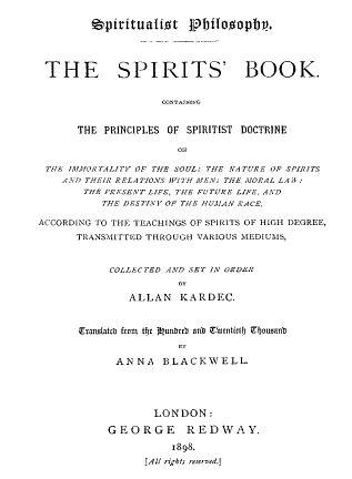 The Spirits Book - História do Espiritismo