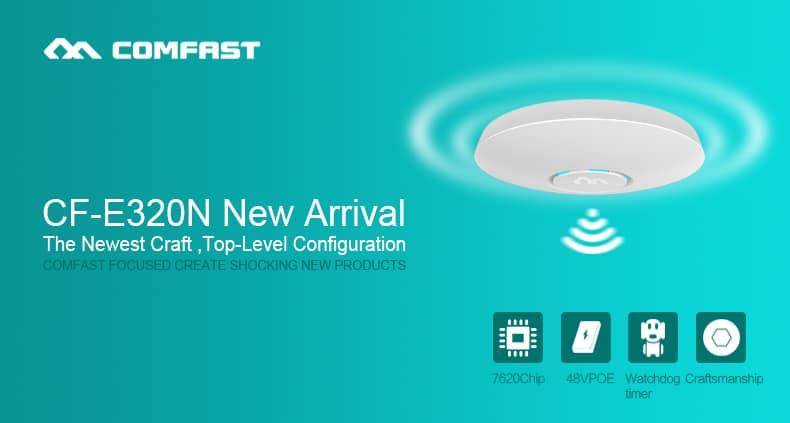 COMFAST CF-E320N new arrival