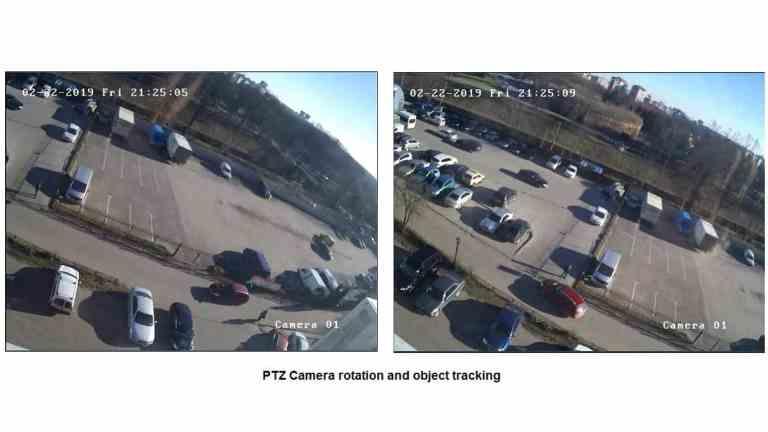 [Trabajar con cámaras  ] Seguimiento, preajustes y recorridos PTZ automatizados
