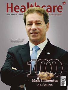capa hcm 58 valdir ventura - Revista Healthcare Management - Gestão Hospitalar