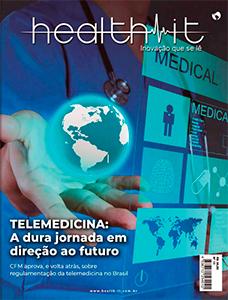 capa health it ed 19 - Revista Healthcare Management - Gestão Hospitalar