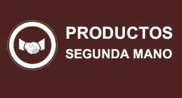 Productos Segunda Mano