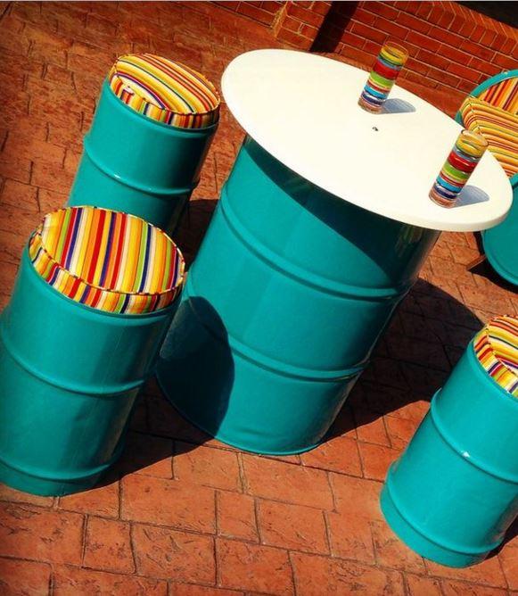 Como reciclar um barril de metal? Conheça 5 maneiras de reciclar 3