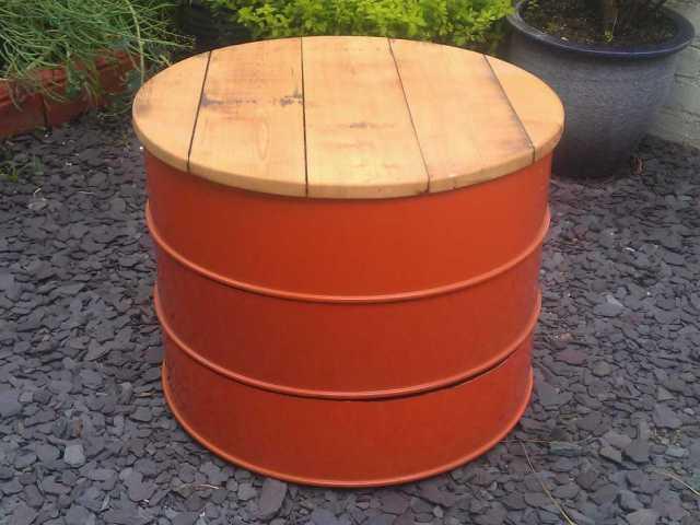 Como reciclar um barril de metal? Conheça 5 maneiras de reciclar 1
