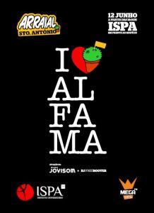 I love alfama