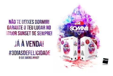 Pack Fnac RFM SOMNII