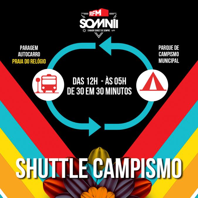Imagem Shuttles Somnii