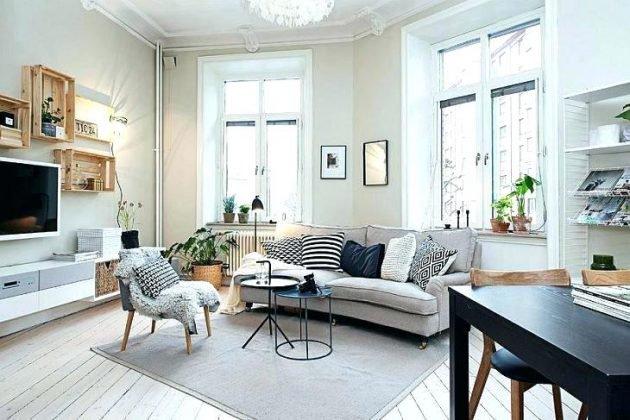 geniales ideas de decoración para sala de estar 17 Ideas Geniales Para Decorar Tu Sala De Estar Con