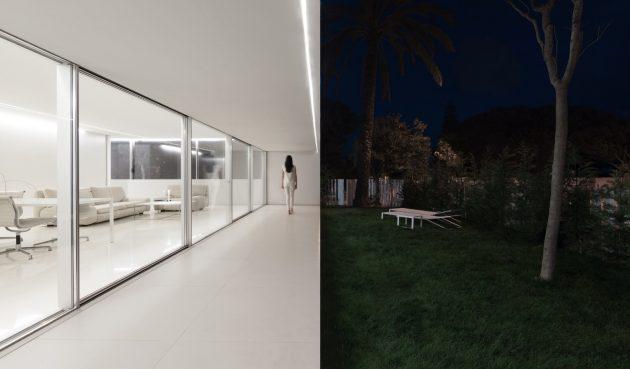 Casa Breeze de Fran Silvestre Arquitectos en Castellón, España