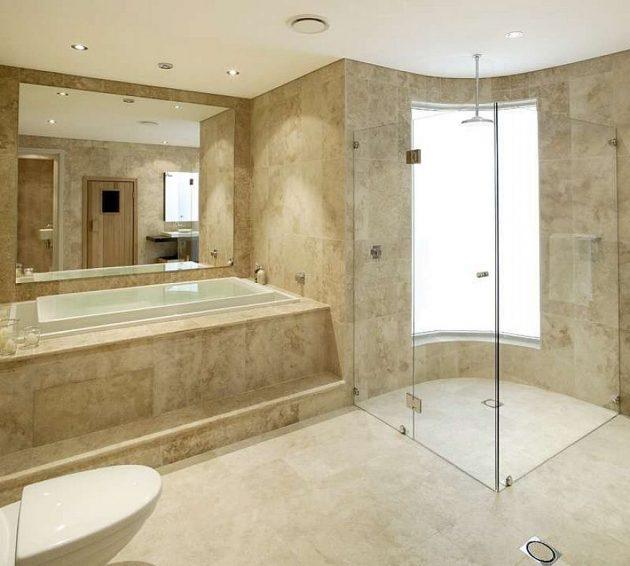 Estrategia de decoración del baño para modernizar y renovar el espacio de baño.