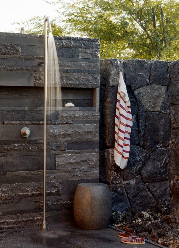 14 fotos épicas que harán que quieras una ducha al aire libre