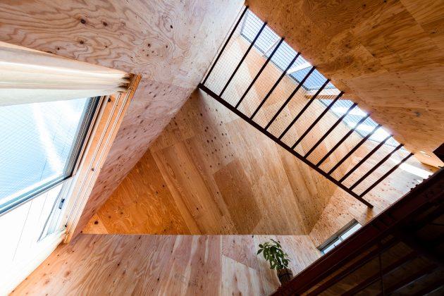 Casa Blemen por Blemen Architects en Tokio, Japón