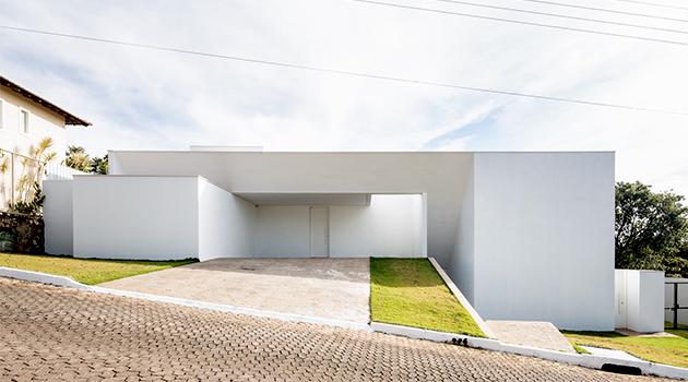 Casa Cora por Bloco Arquitetos en Brasilia, Brasil