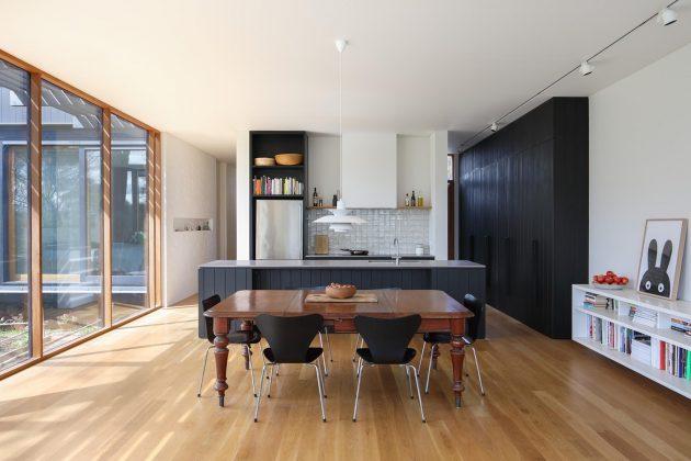 Ivanhoe House por Chiverton Architects en Melbourne, Australia