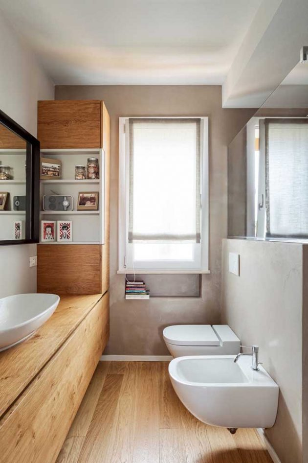 10 baños pequeños decorados para tu baño - Grupo Saglo SA ...