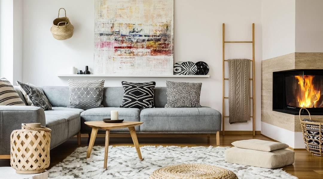 5 consejos de remodelación de la sala de estar que producen un alto ROI en venta