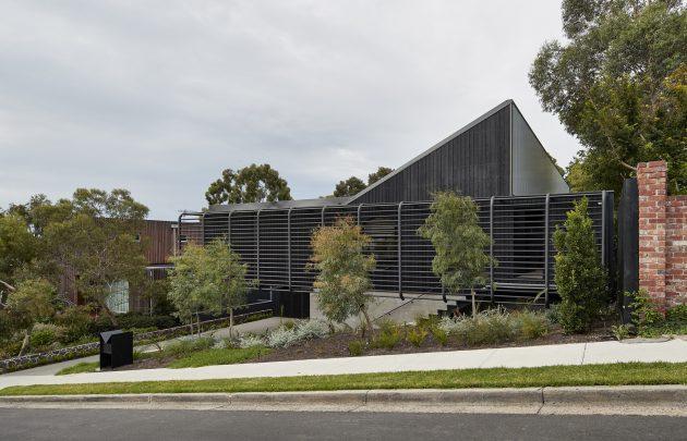 Studley Park House de March Studio en Melbourne, Australia
