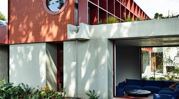 Oak House de Kennedy Nolan en Melbourne, Australia