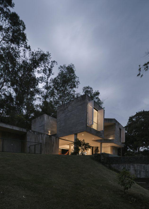 Pitanga House por Estudio BRA en Sao Paulo, Brasil