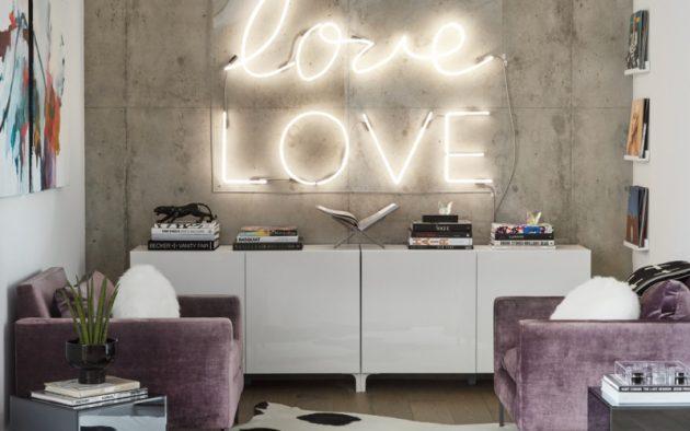 10 diseños de letreros de neón para iluminar tu vida cotidiana
