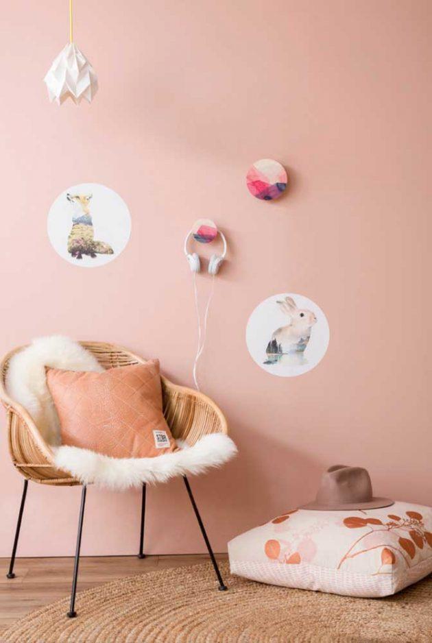 Consejos de gancho de pared y cómo usar en decoración