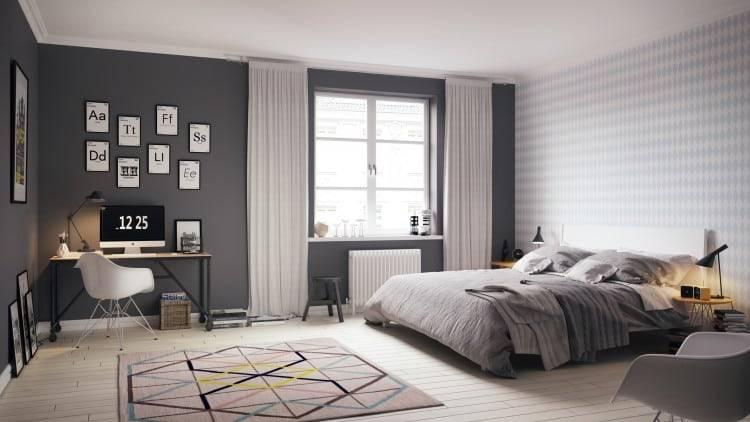 8 consejos para diseñar una habitación extra cómoda