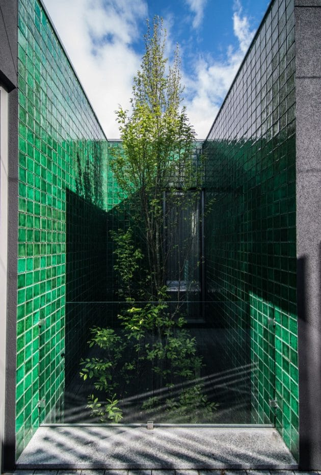 BS House de Just an Architect en Amarante, Portugal