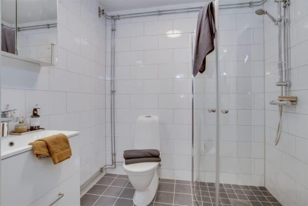 El apartamento perfecto en el sótano