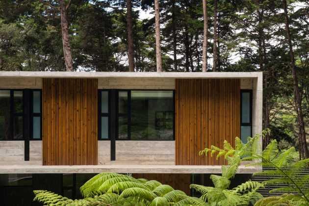 Casa LP1 de Paz Arquitectura en Guatemala