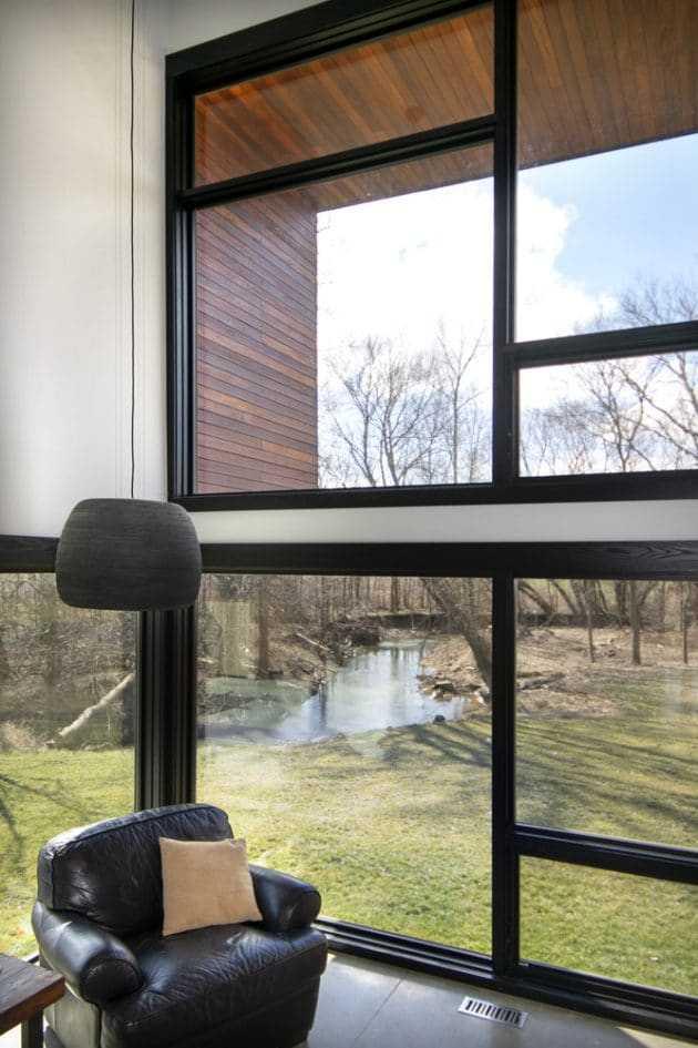 Micham House por The Collaborative en Ohio, EE. UU.
