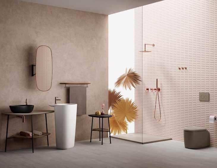 ¡Eche un vistazo a las últimas tendencias de baño!