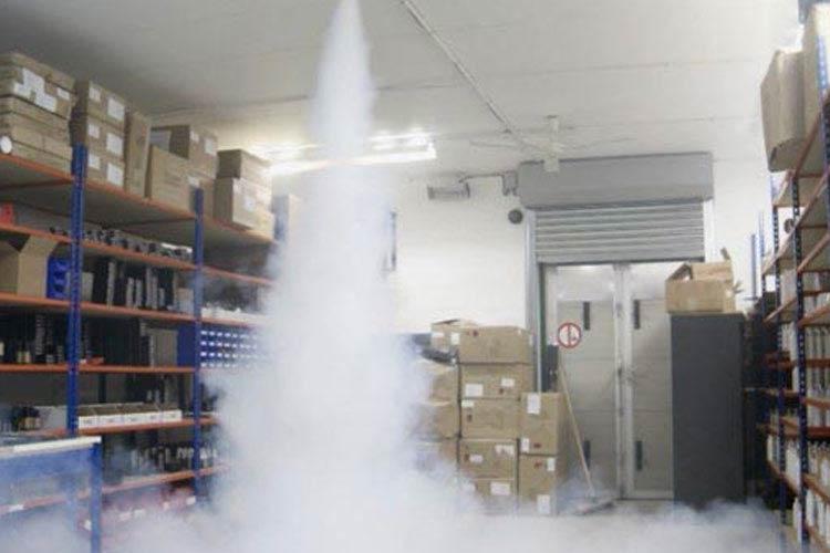 generador niebla