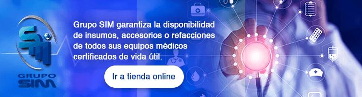 Tienda online Grupo SIM