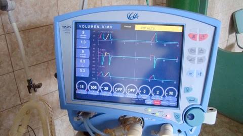 Monitor de respirador