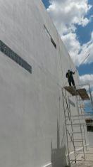 Proyecto Importaciones del Castillo - Impermeabilización de muros.