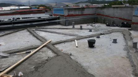 Corrección de Pendientes Proyecto Curundu
