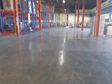 Pulimiento de piso