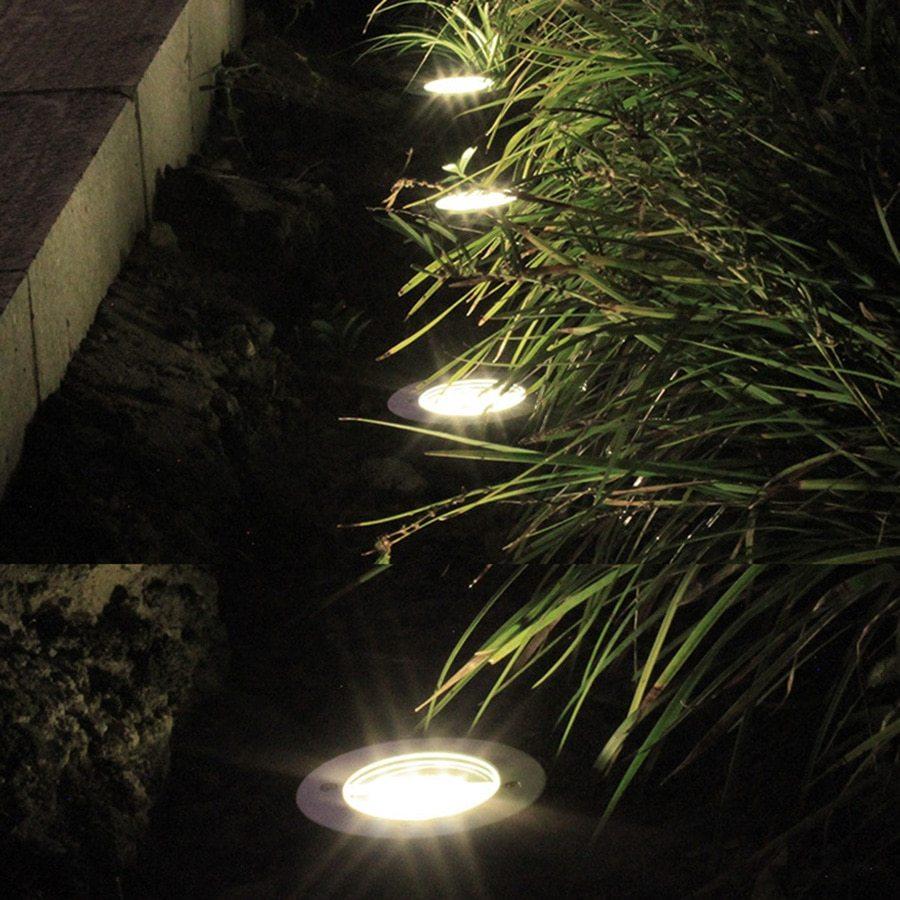 como iluminar tu jardin de forma