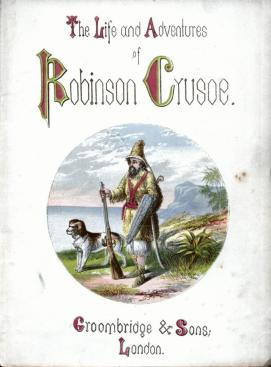 By Alexander Frank Lydon (1836-1917) - The Life and Adventures of Robinson Crusoehttp://www.gallery.oldbookart.com/main.php?g2_itemId=3121, CC BY-SA 3.0, https://commons.wikimedia.org/w/index.php?curid=19369508