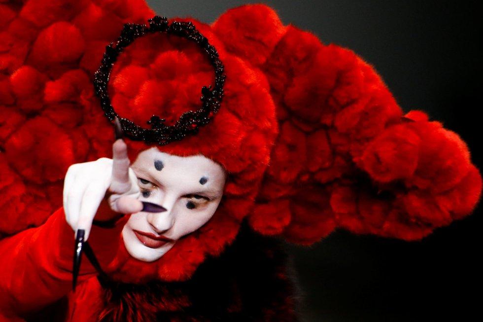 Fashion week Pekin, Fotografía de Thomas Peter