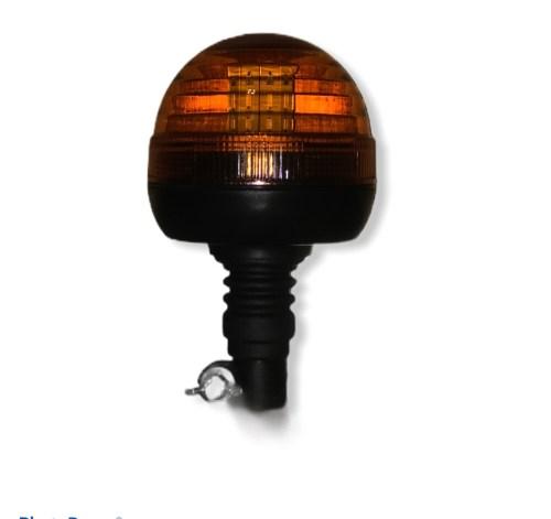 Lampeggiante a LED per trattore a piantone