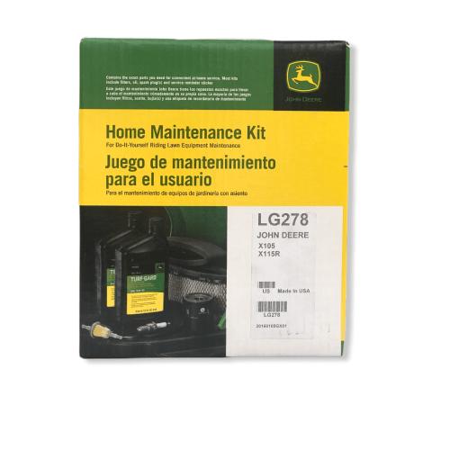 LG278 KIT DOMESTICO