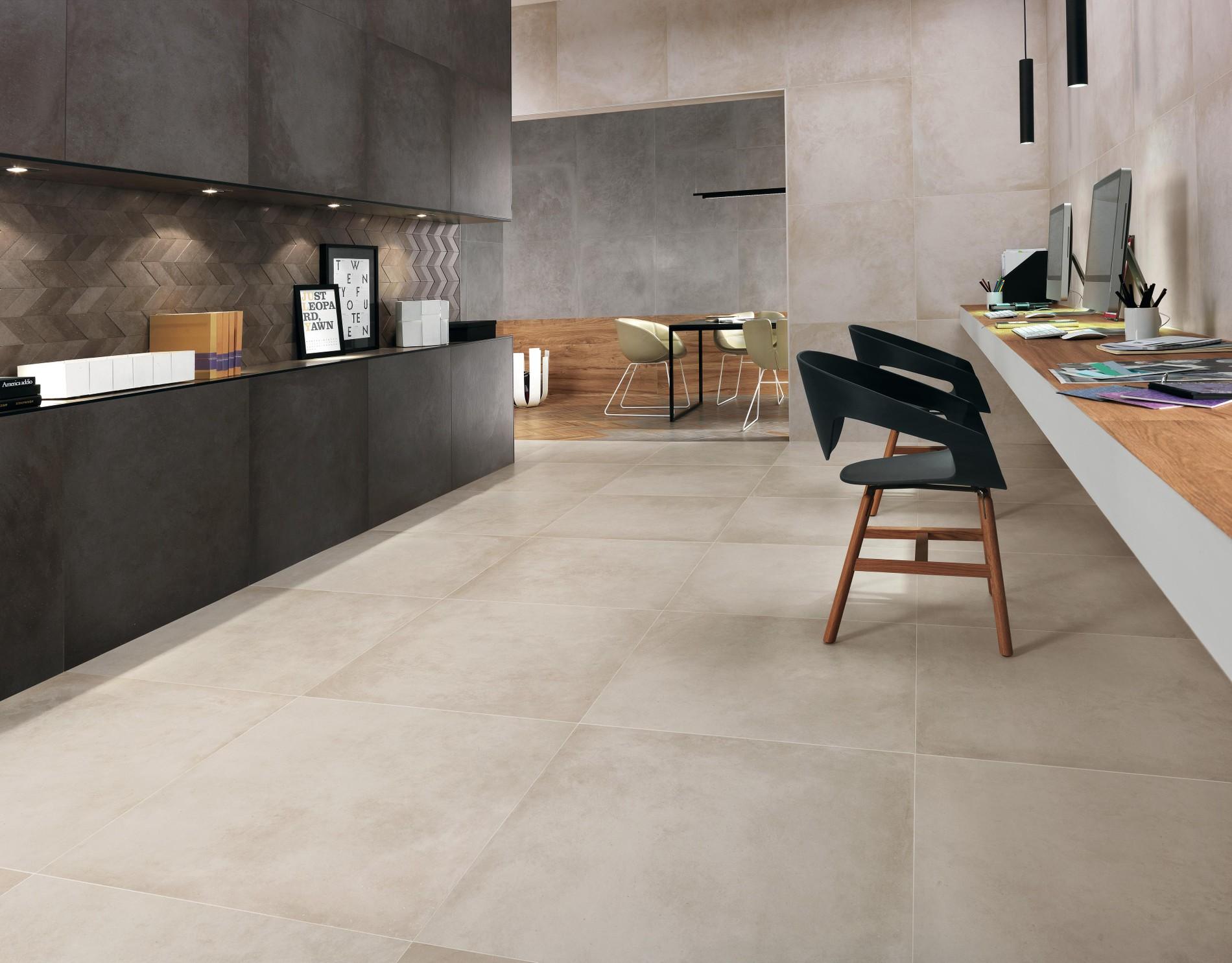 concrete look porcelain tiles atlas