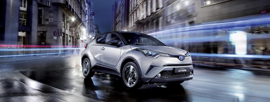 Toyota C-HR: Dettagli e prezzi