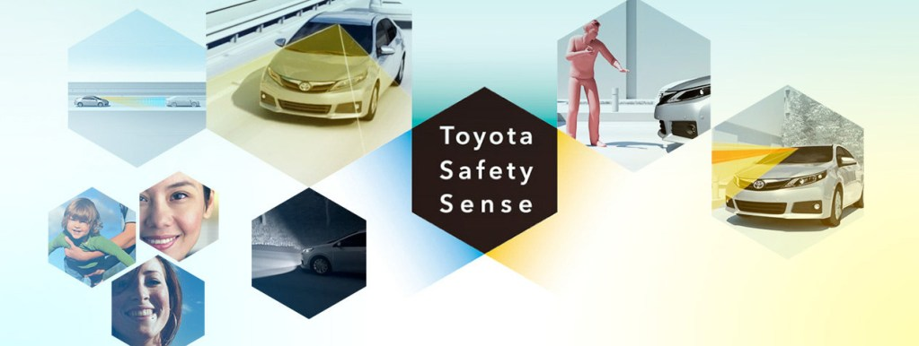 Toyota Safety Sense Plus: le dotazioni di serie C-HR