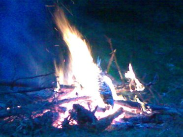 lo spirito del fuoco.......magico