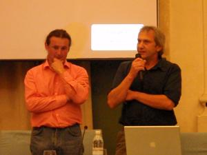 Francesco Boaria presenta Gigi Casati