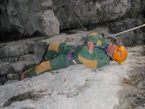 Piero dorme e sogna il dobermann