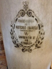 Colonne a Palazzo Ducale